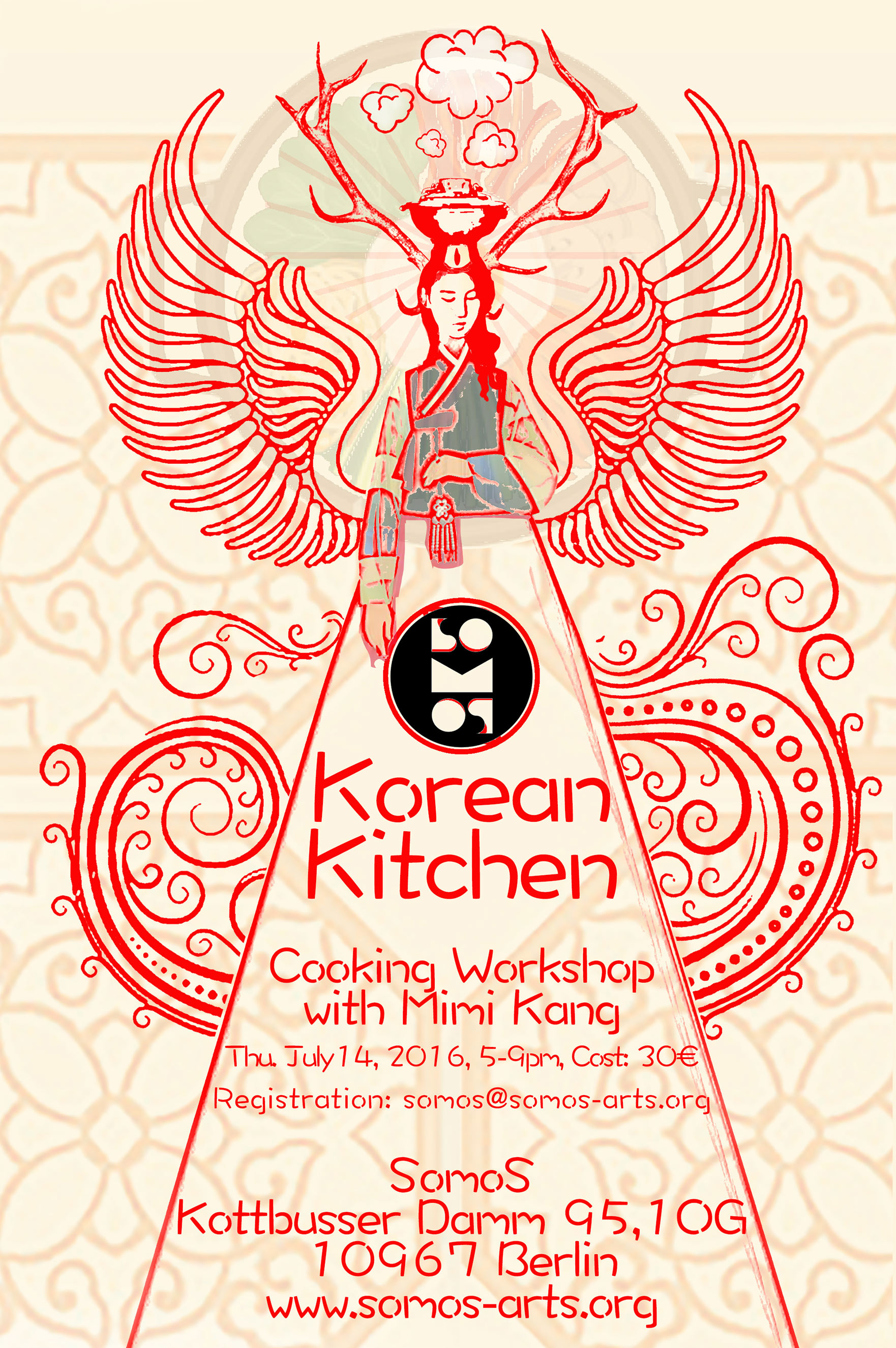 Korean Cooking Workshop