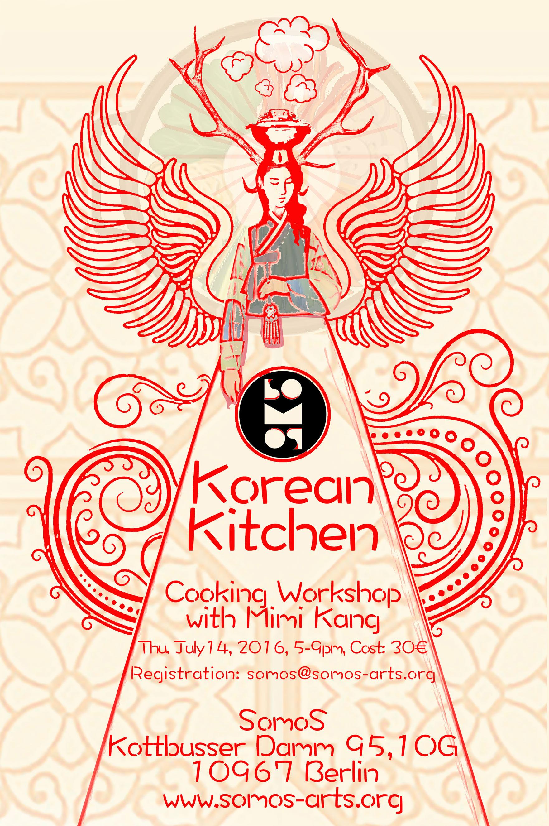 Korean Cooking Workshop