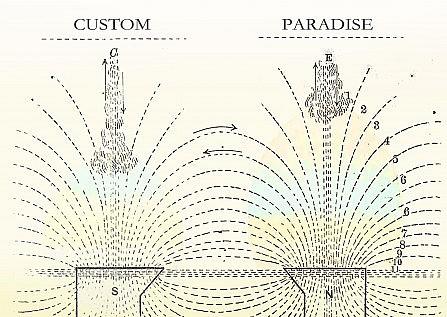 Pressemitteilung: Custom Paradise Ausstellung