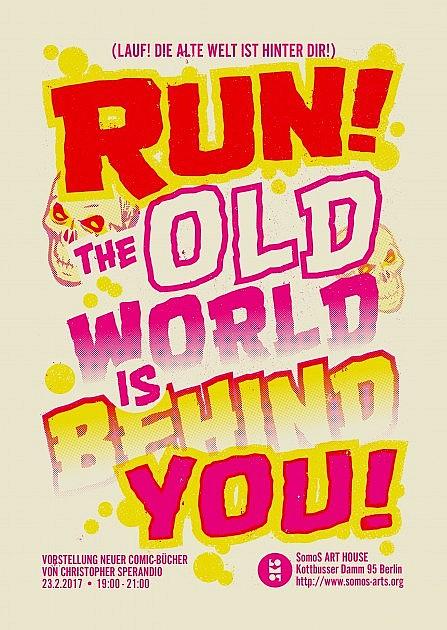 Christopher Sperandio - Pinko Joe or Run! The Old World is Behind You!
