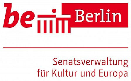 Logo Senatsverwaltung Kultur und Europa Berlin